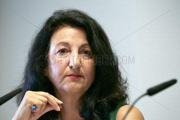 Berlin  Deutschland - Dr. Necla Kelek  Vorstandsfrau TERRE DES FEMMES.