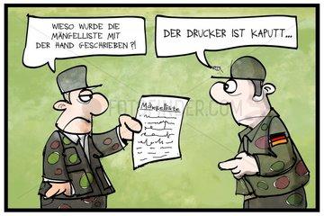 Bundeswehr-Bericht