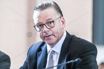 Markus Schabel  Vorsitzender des Vorstands der Sparkasse Muensterland Ost