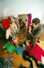 Kleiderwahl 2