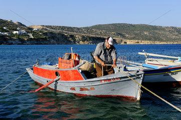 Griechenland  Karpathos-Touristenort Amopi