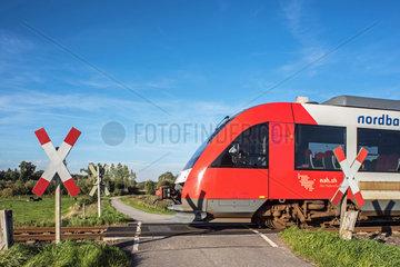 Nordbahn Nahverkehr SH