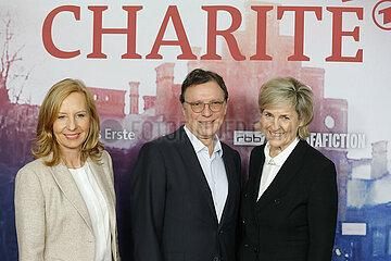 Premiere der TV-Produktion Charite (rbb  2. Staffel)