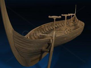 Das Gokstadschiff