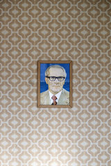 Honecker  Gedenkstaette Hohenschoenhausen  Berlin