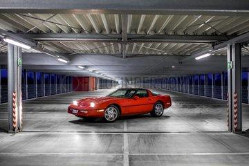Corvette C4 Garage