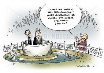 CDU geht auf Distanz zu FDP