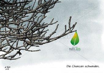 Klimakonferenz 2015 Paris