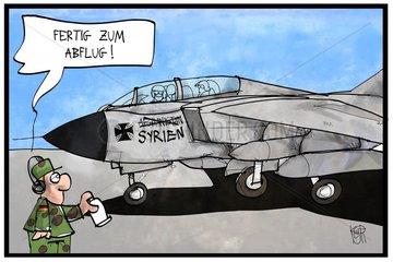 Tornados nach Syrien