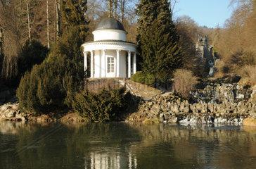 Bergpark Kassel Wilhelmshoehe