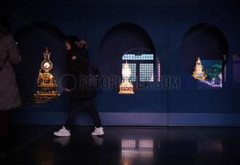 (InPalaceMuseum)CHINA-BEIJING-PALACE MUSEUM (CN)