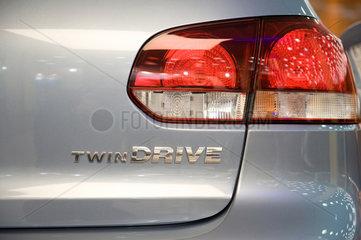 Berlin  Deutschland  VW Twin Drive