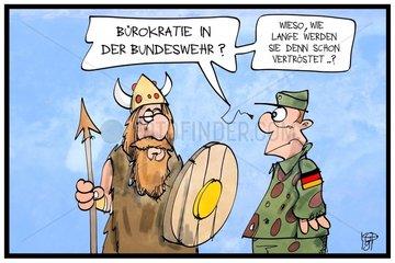 Bundeswehr-Maengel