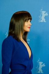 Berlin  Deutschland  Schauspielerin Christina Ricci auf der Berlinale 2012