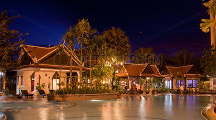Siem Reap  Kambodscha  Hotel Borei Angkor Resort & Spa