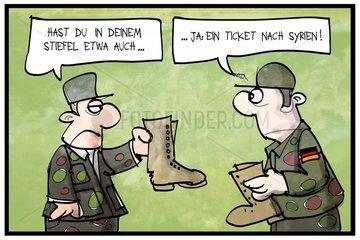 Nikolaustag bei der Bundeswehr