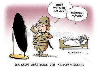 Bundeswehr : Bundestag stimmt Syrien-Einsatz zu