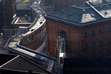 Berlin  Deutschland  die Justizvollzugsanstalt Moabit