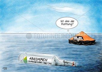 Abkommen Klimakonferenz