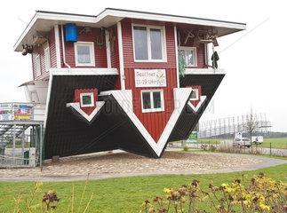 Das verrueckte Haus  Bispingen