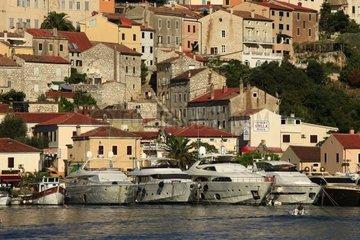 Kroatien  Istrien  Hafen von Vrsar
