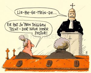 Neuer Pastor