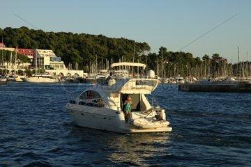 Kroatien  Istrien  ACI-Marina Rovinj  Hotel Park
