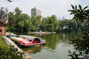 Changfeng Park Shanghai