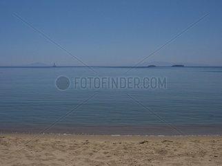 Serie Griechenland Ruhige See _gais Insel Ios