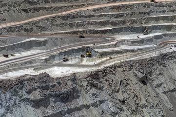 Kupfermine Chuquicamata