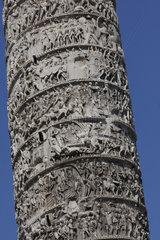Mark-Aurel-Saeule in Rom