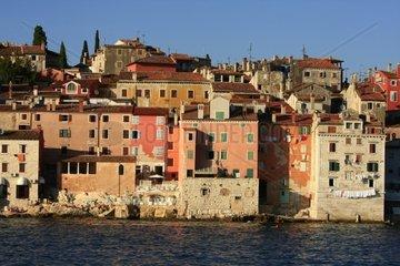 Kroatien  Istrien  Rovinj