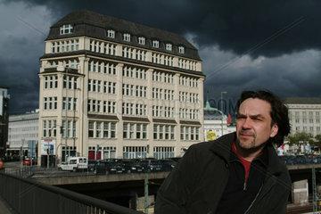 ANDRUCHOWYTSCH  Juri - Portrait des Schriftstellers