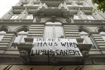 Transparent gegen Luxusmiete