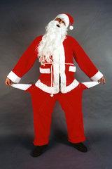 Armer Weihnachtsmann