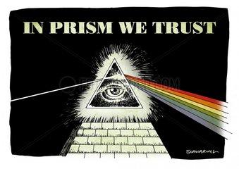 US-Ueberwachungsprogramm Prism- offenbar mehr Staaten Zugriff auf Daten