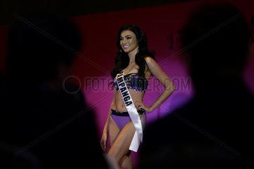 PHILIPPINES-QUEZON CITY-BINIBINING PILIPINAS 2019-PRESS PRESENTATION