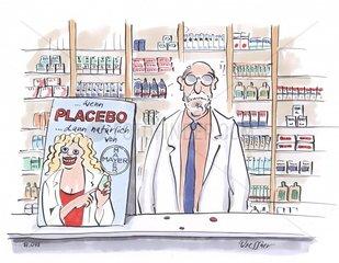 Placebo Apotheke Pharmaindustrie