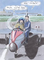 Flugzeug Kampfjet Geschwindigkeit