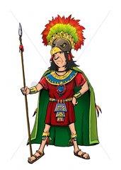 Inka Indianer