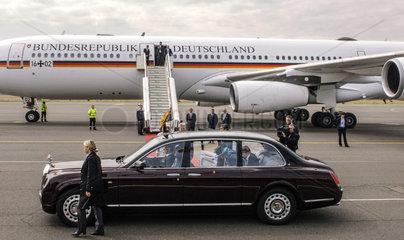 Royal Car + Regierungsflugeug
