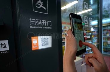 CHINA-HEBEI-TANGSHAN-SELF-SERVICE GROCERY STORE (CN)