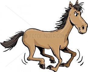 Serie Indianer Mustang