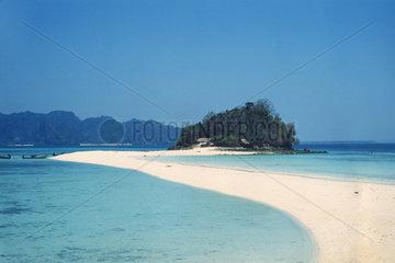 Strand Sandbank