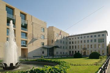 Berlin  Deutschland  Botschaft der Vereinigten Staaten von Amerika