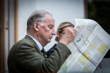 AFD Gauland Zeitung