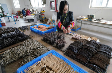 CHINA-JIANGXI-BAMBOO SPECTACLE FRAMES (CN)