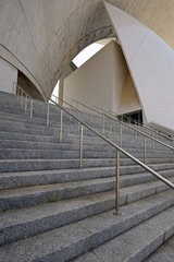 Auditorio de Tenerife  Architekt Santiago Calatrava  Santa Cruz