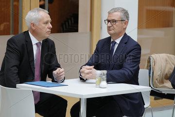 Bundespressekonferenz zum Thema: Bemerkungen des Bundesrechnungshofes 2018