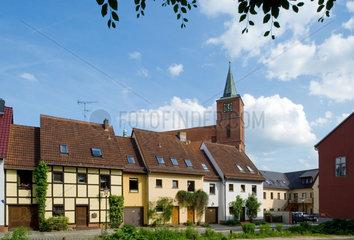 Bernau  Deutschland  St. Marienkirche